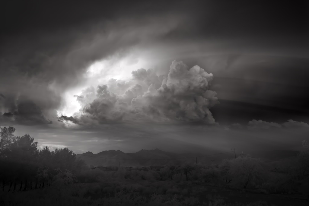 Mitch Dobrowner, Cloud and Rays