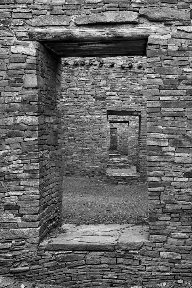 Gerald Hill, Doorways of Chaco