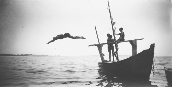 Jacques Henri Lartigue, vera Villpion, Cannes
