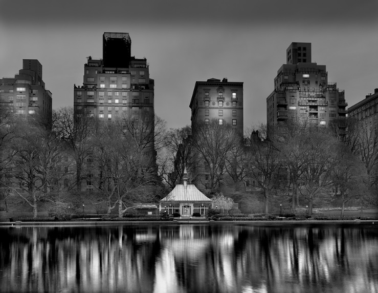 Michael Massaia, Deep in a Dream-Central Park, Boat Pond