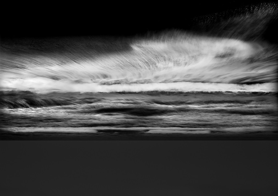 >Michael Massaia, The Pull-Inverted Seascapes, #9