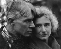 Edward Steichen, Carl and Lillian Sandburg
