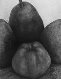 Edward Steichen, Three Pears and an Apple