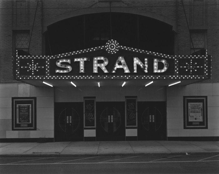 George Tice, Strand Theater