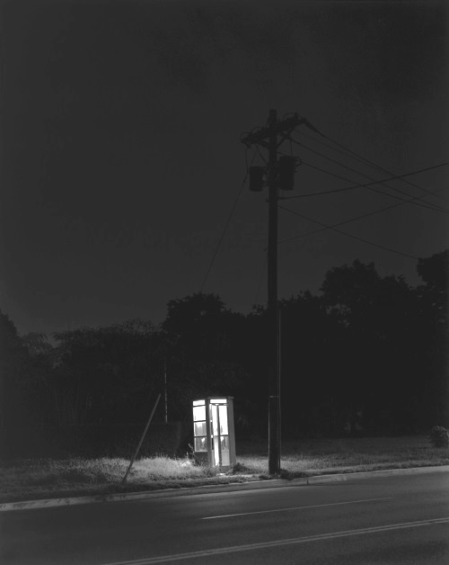 George Tice, Telephone Booth