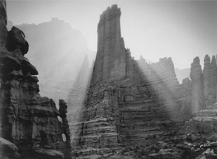 Sunburst, Fisher Towers