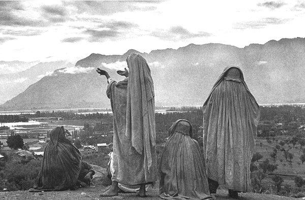 Henri Cartier-Bresson, Srinagar, Kashmir
