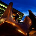 The Dallas Piece by Henry Moore