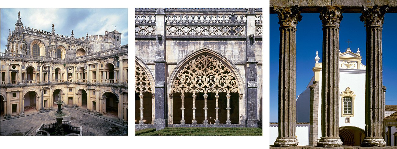 Carolyn Brown, Cloisters of Portugal