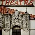 Detail from Village Theatre at Highland Park Village Shopping Center