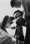 Helima and Chet Baker (Click on thumbnail to see higher pricing.)