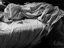 Imogen Cunningham, The Unmade Bed