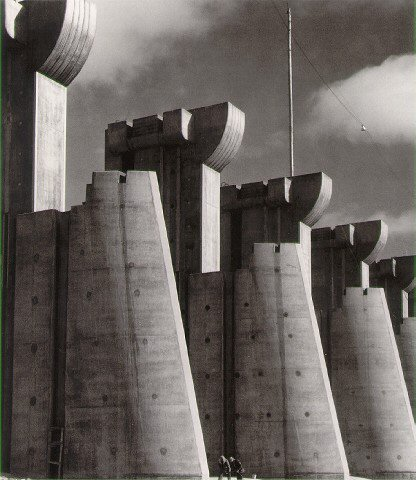 Margaret Bourke-White, Fort Peck Dam