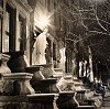 New York--Brownstones