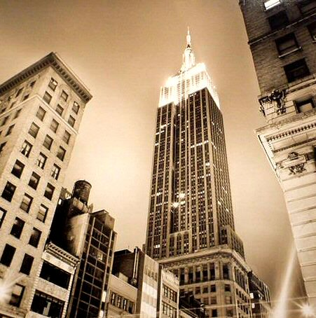 New York--Empire State Building