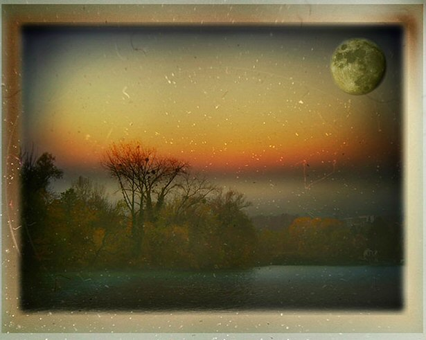 Fran Forman, October Moon