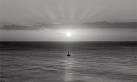 Brian Kosoff, Sailboat, Surfer, Submarine