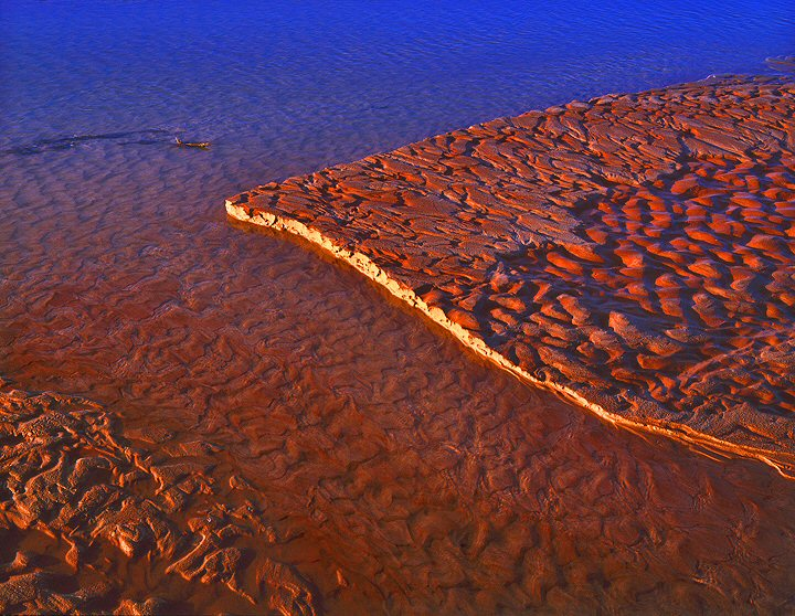 Charles Kruvand, Sand Bar North of Quanah