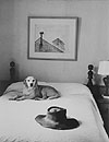 Alfred Eisenstaedt, Andrew Wyeth's Bed