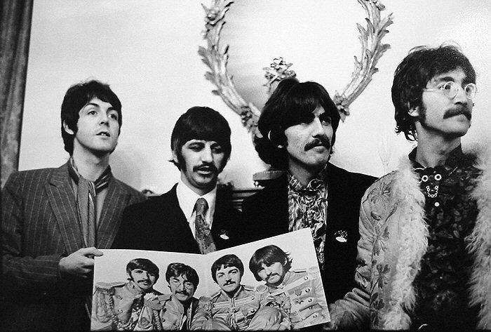 фото beatles 1967