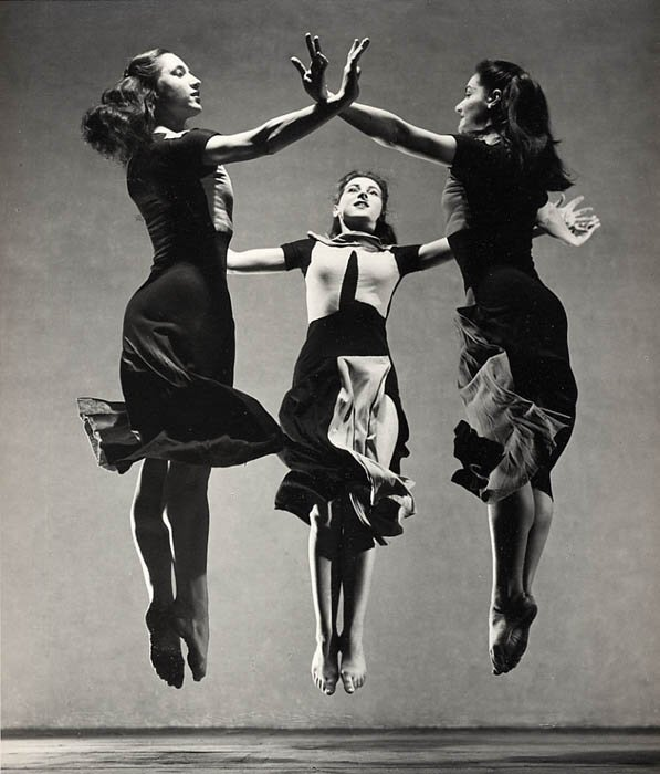 Martha Graham, Celebration (Trio)