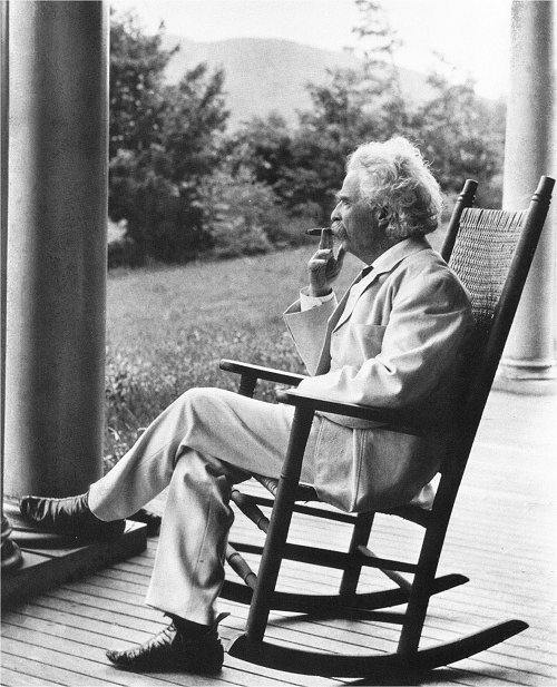 Mark Twain in New Hampshire