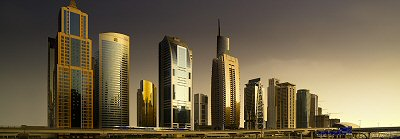 David J. Osborn, Sheikh Zayed Road South