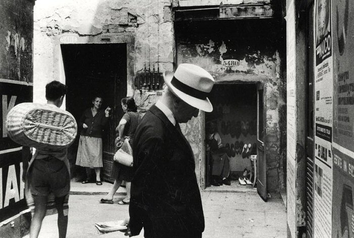 Willy Ronis, Calle della Bissa, Venise