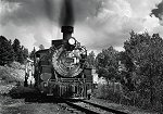 Craig Varjabedian, Engine No. 484, Cumbres Toltec Railroad