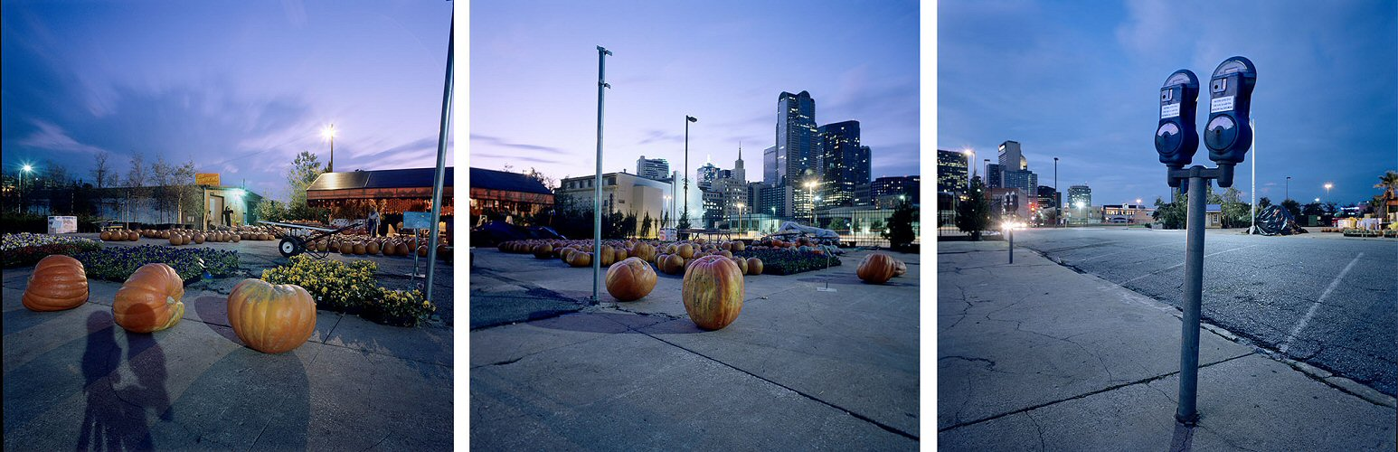 Pumpkins, Dallas